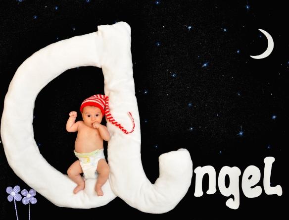 FOTOS BEBÉS ANGEL 3